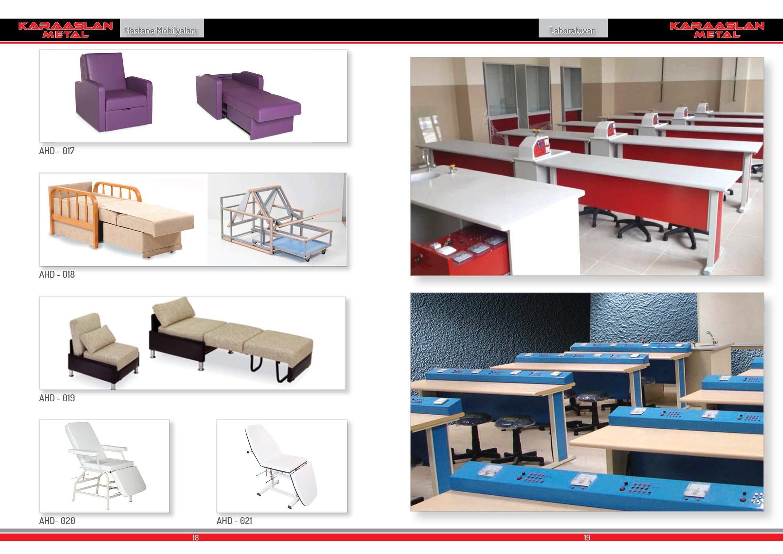 Hastahane Mobilyarı