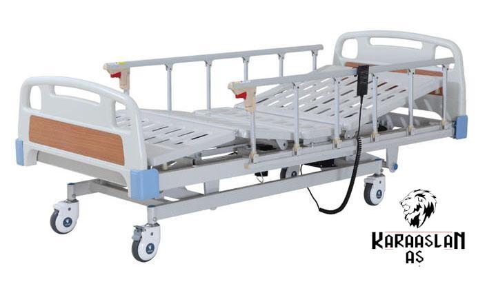 Elektirikli Hasta Yatağı