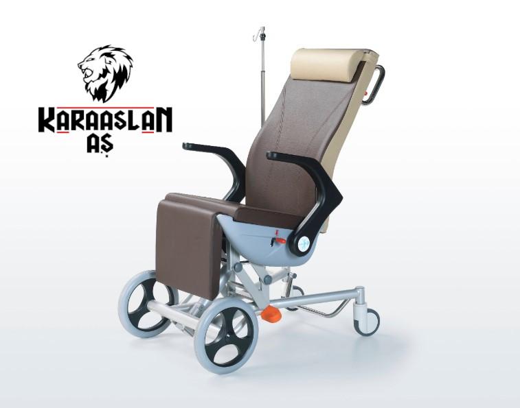 Hasta Taşıma Sandalyesi 2